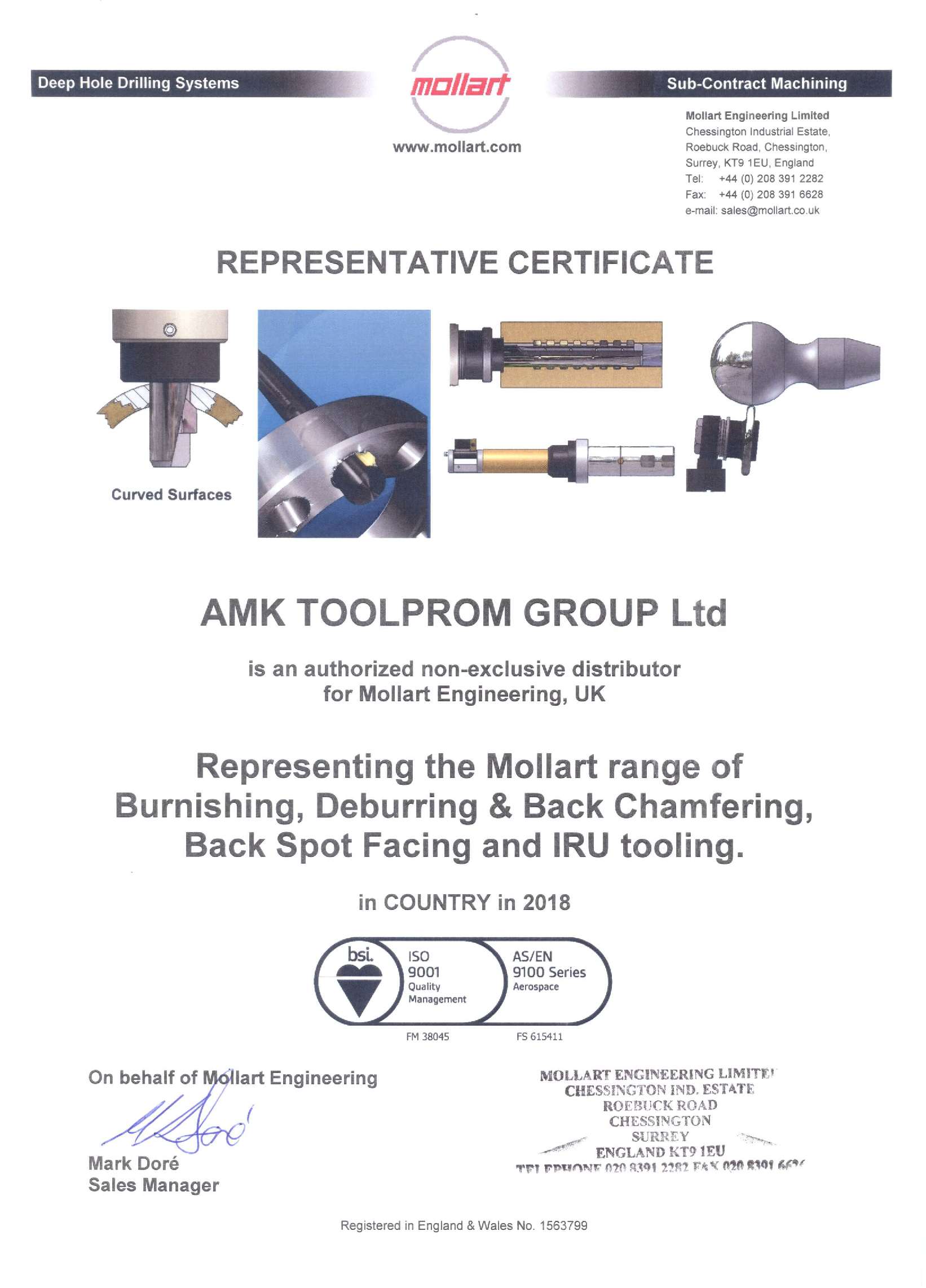 MOLLART 2018 amktool.by